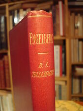 Beatrix Lucia TOLLEMACHE Engelberg & others Verses 1890 E.O. First Edition