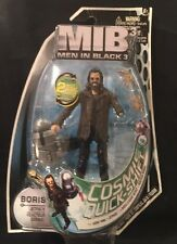 Men In Black 3 - Figure with Small Accessory - Boris & Jetpack (4 Inch) New