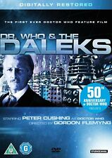 Dr Who And The Daleks *Restored (DVD)