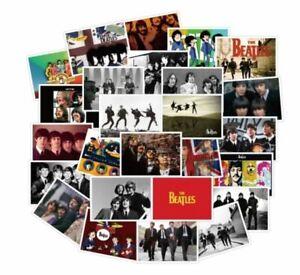 The Beatles Sticker - 30 Pcs