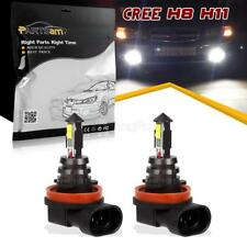 2pc Fog Driving Light New Cree Chip Xenon White High Power Car Led stock replace