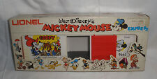Lionel Mickey Mouse Express Goofy Hi Cube w/box Collectors Quality Condition