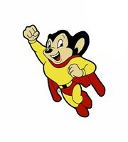 Mighty Mouse Sticker Vinyl Decal 2-137