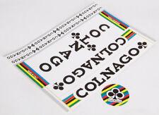 COLNAGO Decals Sticker Dekor 5-teilig Set für Rennrad Bahnrad Fixie Aufkleber
