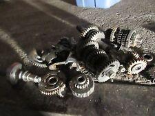 1989 yamaha yfm350 x warrior motor ending parts transmsiison gears