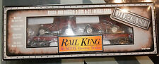 DIE CAST RAIL KING by MTH ELECTRIC TRAINS FREIGHT CARS ERTL FORD MILWAUKEE ROAD