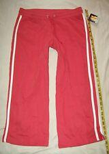 GLORIA VANDERBILT SPORT Woman's Size Small NWT Sweat Crop Pant Drawstring Cotton