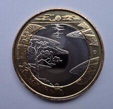 Finland 5 euro 2013 Middernachtzon (UNC)