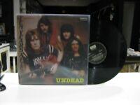 Ten Years After LP Spanisch Undead 1989