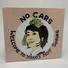 No Cars - Welcome to Yoko's Hot Spring CD Album Yokos - New & Sealed