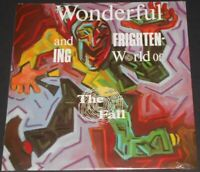 THE FALL wonderful & frightening world of UK/USA LP new REMASTERED REISSUE