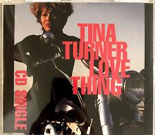 TINA TURNER : LOVE THING - [ CD MAXI ]