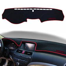 Car Dashboard Dash Mat DashMat Sunsheild Cover Pad For 2008-2012 Honda Accord