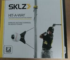 Hit-A-Way® Baseball Swing Trainer By SKLZ Solo Batting Trainer