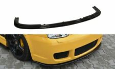R 32 Front Bumper Lip Cup Skirt Lower spoiler Chin Valance Splitter Extension