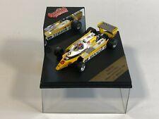 QUARTZO F1 Q4038 Renault RE23 #15 Winner Austrian GP 1980 J.P. Jabouille 1/43