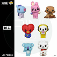 BTS BT21 Official Authentic Goods Funko POP + Tracking