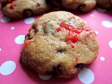 4 Dozen! Homemade Cherry Chocolate Chip Cookies+Gift Box, All Day Baking