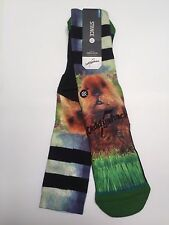 Stance Socks AFTERMATH / CADDY SHACK New w Tags large L Gopher Carl Spackle GOLF