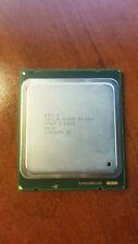 Intel Xeon E5-2667 2.90Ghz 3.50Ghz Turbo 6 Core 12 Threads Sandy Bridge EP