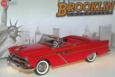 BROOKLIN BRK 179 1955 PLYMOUTH BELVEDERE Convertible red 1/43 DELETED 2018