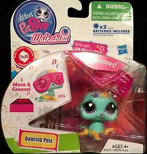 Littlest Pet Shop Dancing Pets Groovin Seal 2714 New