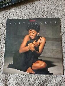 Anita Baker album - Rapture