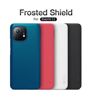 NILLKIN For Xiaomi Mi 11 11i 11 Lite 4G 5G Shockproof Silicone Phone Case Case