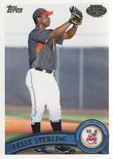 2011 Topps Pro Debut Baseball #242 Felix Sterling AZL Indians