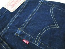 *HOT VINTAGE Men's LEVI'S 551XX STRAIGHT BIG E REDLINE Jeans 30 x 29 (Fit 28x29)