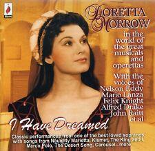 Doretta Morrow, Morrow Doretta - I Have Dreamed [New CD]
