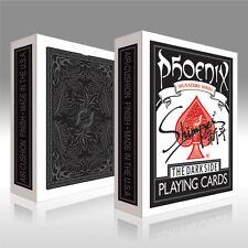 Mazzo di Carte Phoenix Deck - Signature Series - Shimpei Deck - Carte da gioco