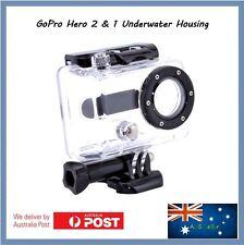 Protective Waterproof Housing Case for GoPro Hero HD 1 2 Underwater 35M Go Pro