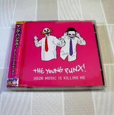 The Young Punx - Your Music Is Killing Me JAPAN CD+1Bonus W/OBI Punk #AB01