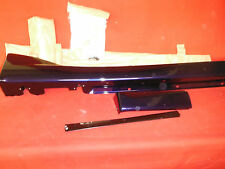 99- 05 Mazda Miata side sills  strato blue  OEM NEW PT# NO53 V4 910G 38