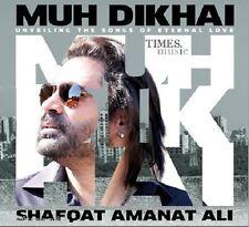 SHAFQAT AMANAT ALI - MUH DIKHAI CD - FREEPOST