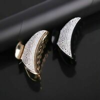 Rhinestone Clip New Hairpin Luxury Large Crystal Headwear Women Hair Claw