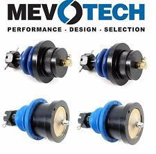 For Ford F-150 Lincoln Pair Set of 2 Front Lower & Upper Ball Joints Mevotech
