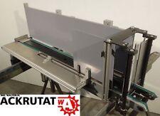 Doppelgurtförderer 1380 mm Förderband Riemen Gurtförderer Förderer Transportband