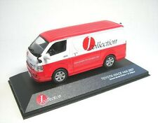 Toyota hiace van J-COLLECTION