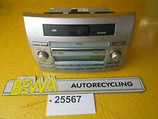 Autoradio / CD       Toyota Corolla Verso           86120-0F030         Nr.25567