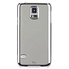 Étuis, housses et coques argentés Samsung Galaxy S5 pour téléphone mobile et assistant personnel (PDA)