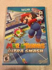 MARIO TENNIS ULTRA SMASH WII U ***BRAND NEW FACTORY SEALED***
