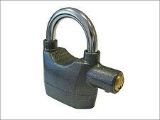 Faithfull - Padlock  with Security Alarm 70mm
