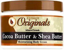 Africa's Best Cocoa Butter - Shea Butter Body Cream 8 oz