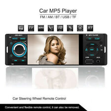 Car MP5 Player New 12V 4.1 HD Touch screen TFT Bluetooth/Stereo FM Radio/MP3/MP4