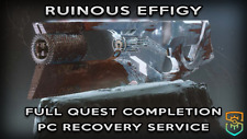 Ruinous Effigy Full Quest Completion - Recovery Service (PC/Xbox/PS4)