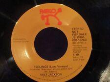 PROMO  Milt Jackson Feelings Short/Long Version 45