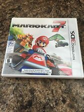 Mario Kart 7 (Nintendo 3DS, 2011) TRSTED Works Complete Game NG3