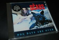 "THE SCABS ""Dog Days Are Over"" CD / PIAS - BIAS 250 CD / 1993"